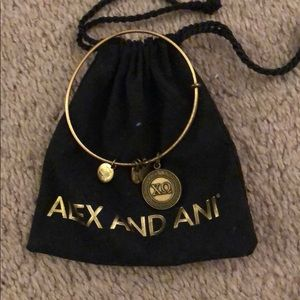 Alex & Ani Chi Omega Bracelet